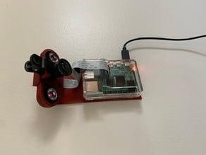Raspberry Pi Camera (NOIR) Baby Monitor Project