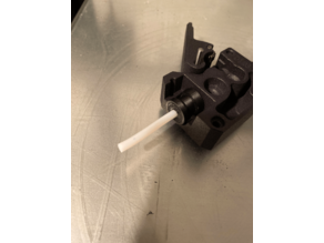 bowden groove mount adapter