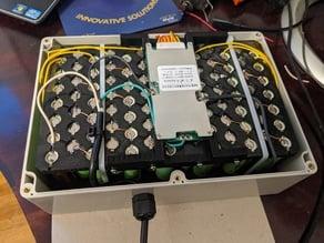 48V 18650 Battery Pack E-Bike