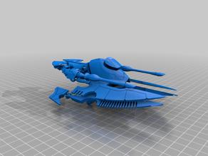 S.P.R.U.E. Eldar Hornet (Re-cut)