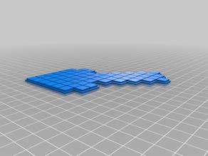 Commodore Amiga Cursor Pixel Art