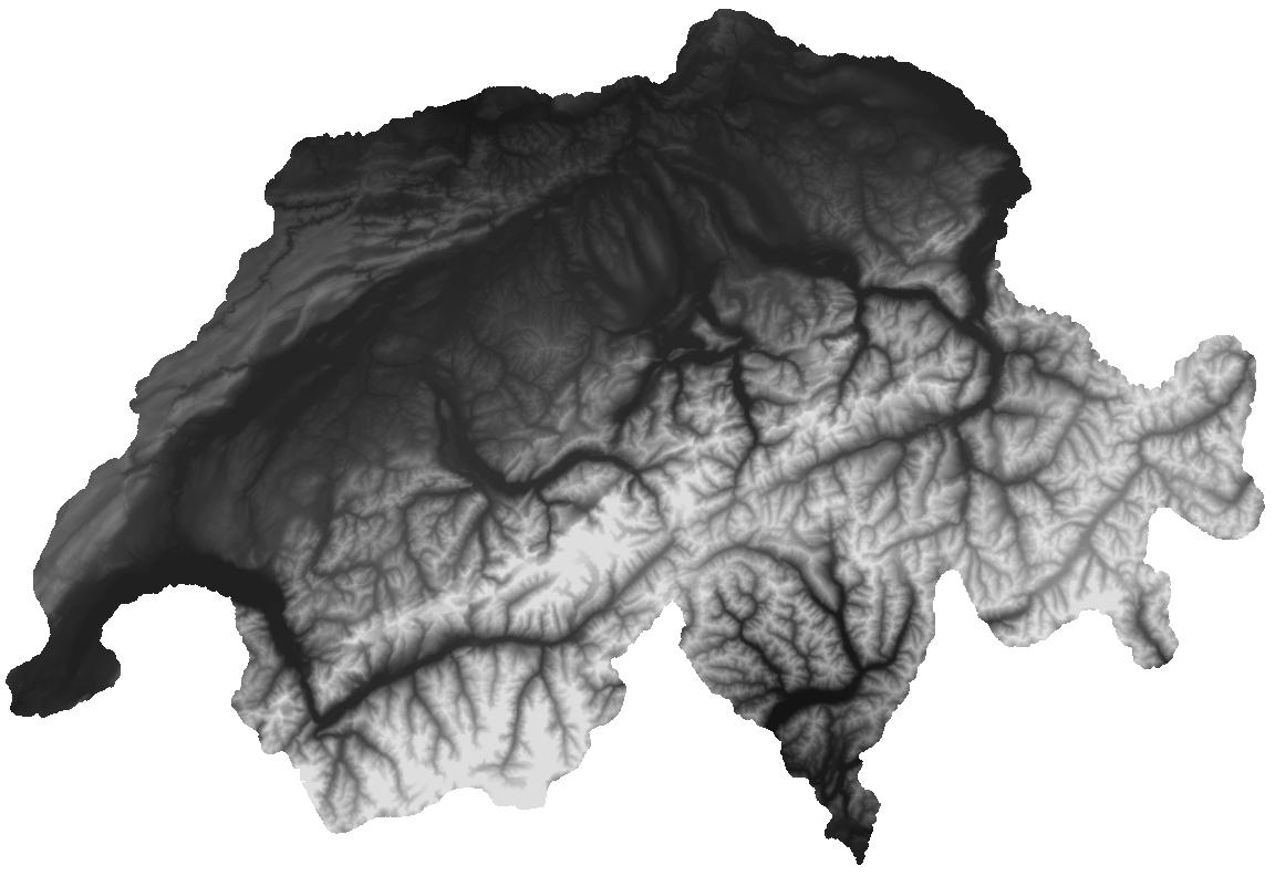 Switzerland 3D Height Map Things tagged with