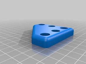 2020 extrusion Corner Feet for 3D printer