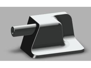 hinge parcel shelf - both sides (Scharnier Hutablage) for BMW 1 F20