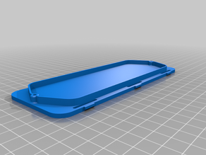 64Mate Rear Panel Template