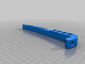Sliding Legolini Slingshot Arm Mod