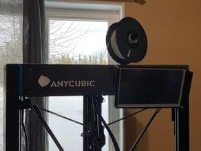 PanelDue 7 ultra slim case for Anycubic Predator