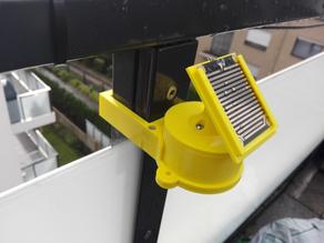 Smarthome Rainsensor with Zigbee Aqara Sensor