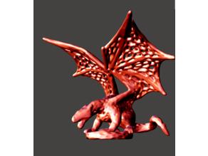 Voronoi Dragon