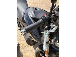 Zero Motorcycles Birton throttle tube