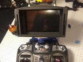 Flysky i6 EV800 mount