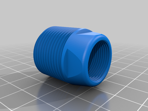 16x1 to 24x1,5mm adapter