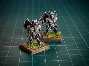 Imp 28mm (No supports needed)