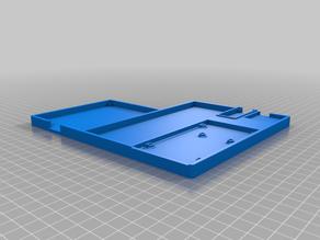 Holder for Arduino Uno/Mega/Nano + Breadboard + 4.2 Inch E-Paper Display Modul