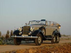 Mercedes-Benz G4 6x6 1938
