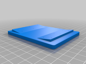 Sega Nomad Battery box  1 (cover)