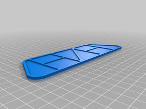 multistar mat inlay for small objects