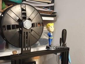 Vault Boy Bobblehead 2020 V-slot Mount for Ender 3