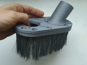 Dust Shoe for 43mm Spindle Mount