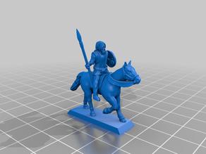Classical Antiquity - Roman Illyrian Light Cavalry