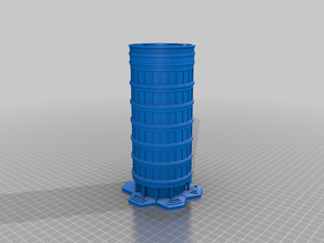 6mm Office Tower 1A - Hexed and Hexless