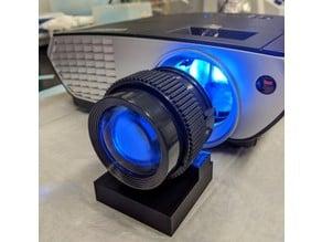 Lens mount for Estink 2000 lumens projector