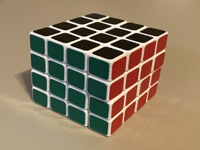 4x4x4 Rubik's Cube
