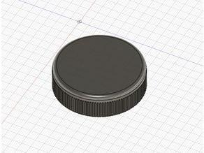 Light dimmer knob (diameter 48mm)