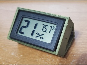 Digital Hygrometer (Humidity and Temperature) Holder