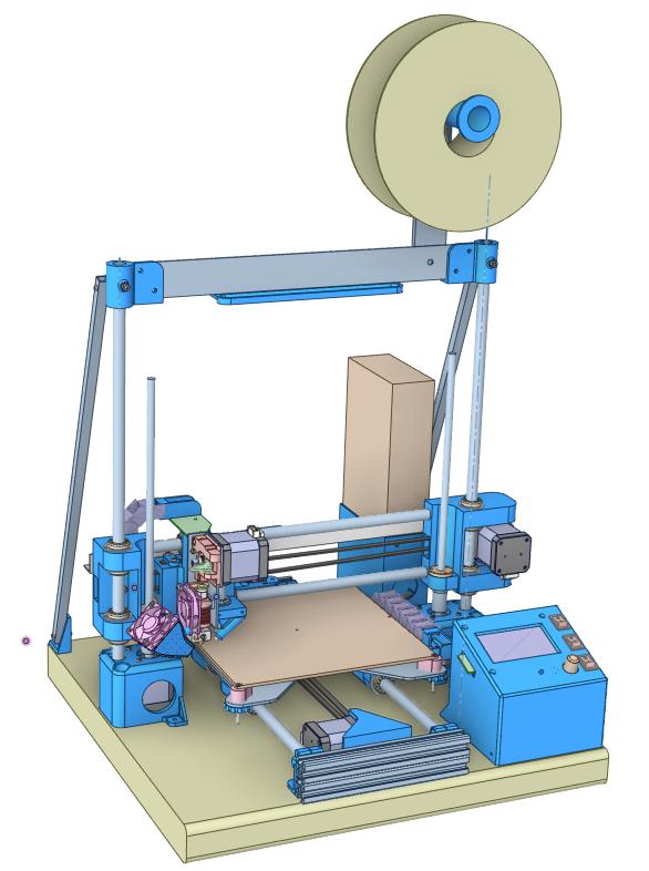 Franx 3D Printer