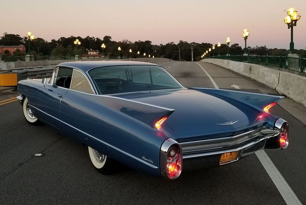 Cadillac Coupe DeVille 1960