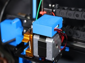 ADIMLab Gantry Extruder Circuit Cover