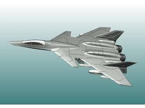 F-95 Morningstar (Wing Commander II)