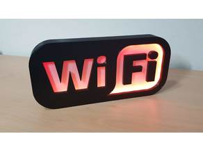Wifi Led Sign