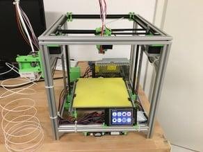 CoreXY Printer with MGN12 Linear Rail