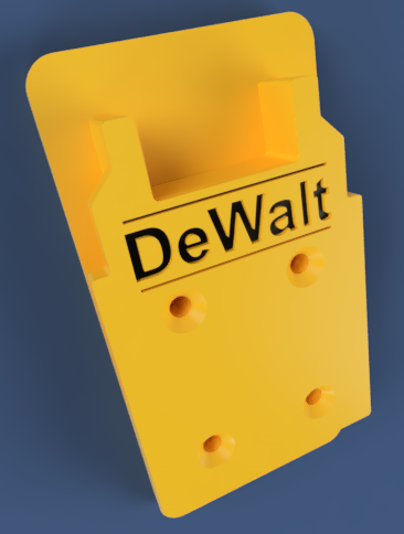 DeWalt 20v Max Tool Holder