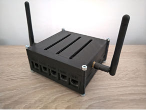 LuLo Pro V1 Wireless Network Router