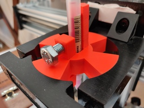 Openbuilds CNC pen holder