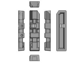 Block panel greeblie