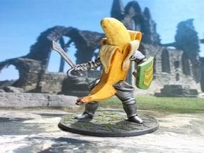 Giant Banana Knight Project !