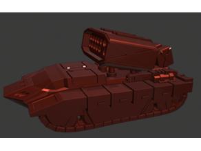 Chaparral Missile Artillery