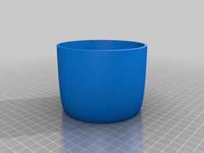 Simple Round Plant Pot