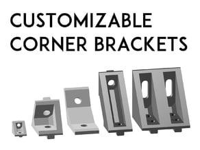 Ultimate Customizable Corner Brackets