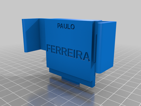 Paulo Ferreira A20E Charging Dock
