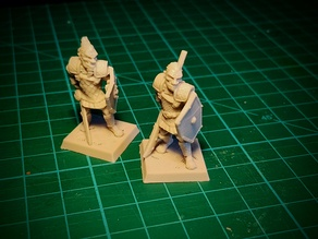 Hobgoblin spearman 28mm (No supports needed)