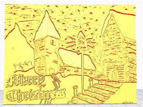 Merry Christmas 4 Lithophae
