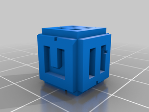 FEZ Counting Cube