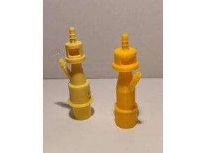 Covid-19 3D valve