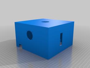 AiO Ender 3 Pro Server Style Case -  (SKR v1.3)(Rasp Pi 4)