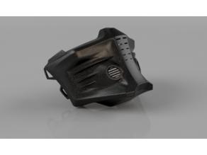 anti Covid-19 Mask respirator (decor)